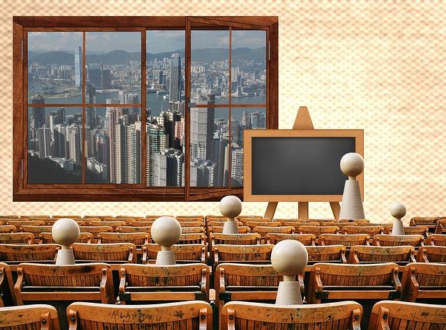 školní přednáška