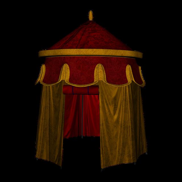 středověký stan